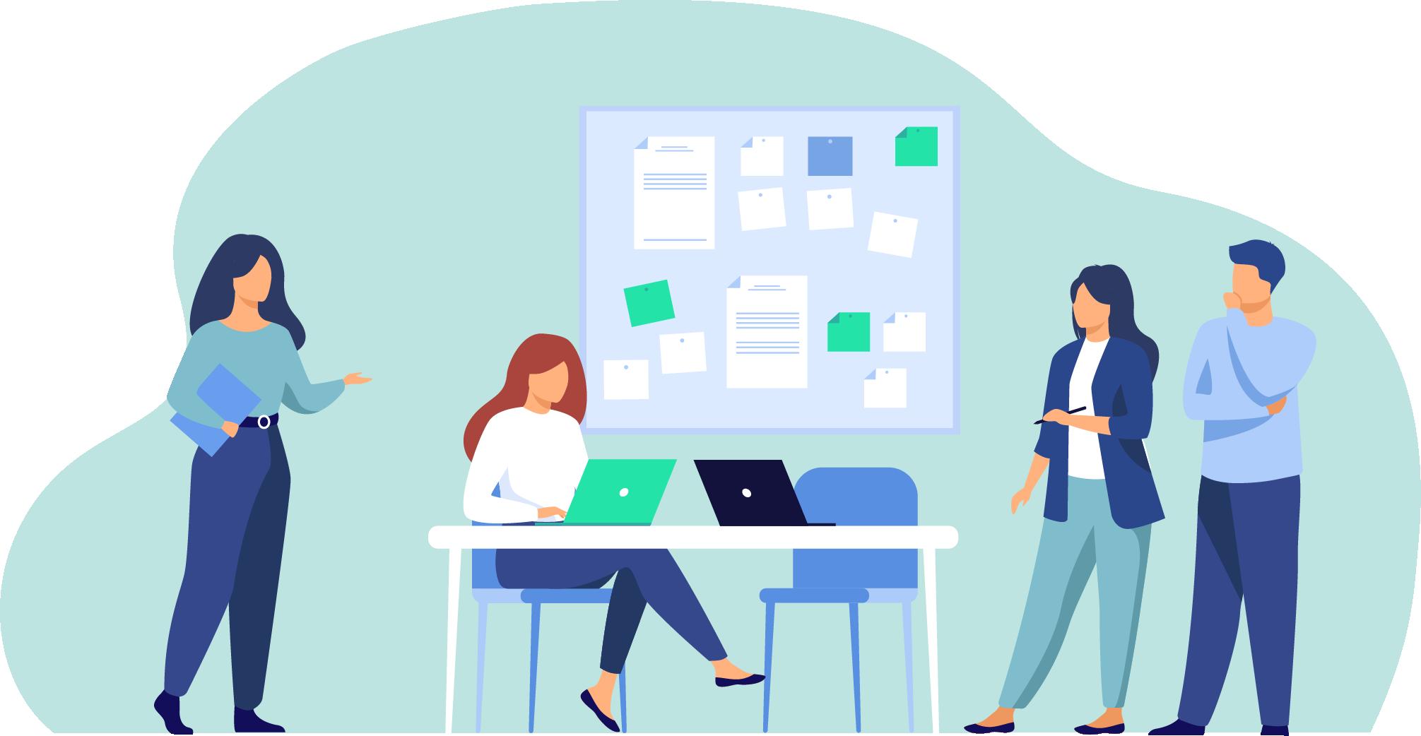 Organiser réunions