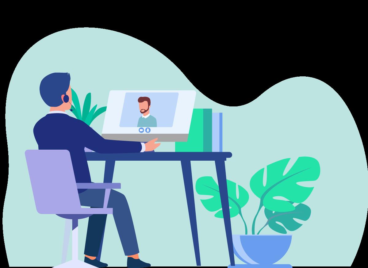 Organiser réunions à distance